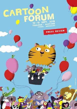 Dot to Dot Adults Cartoon forum 2018 Press Review by Cartoon issuu