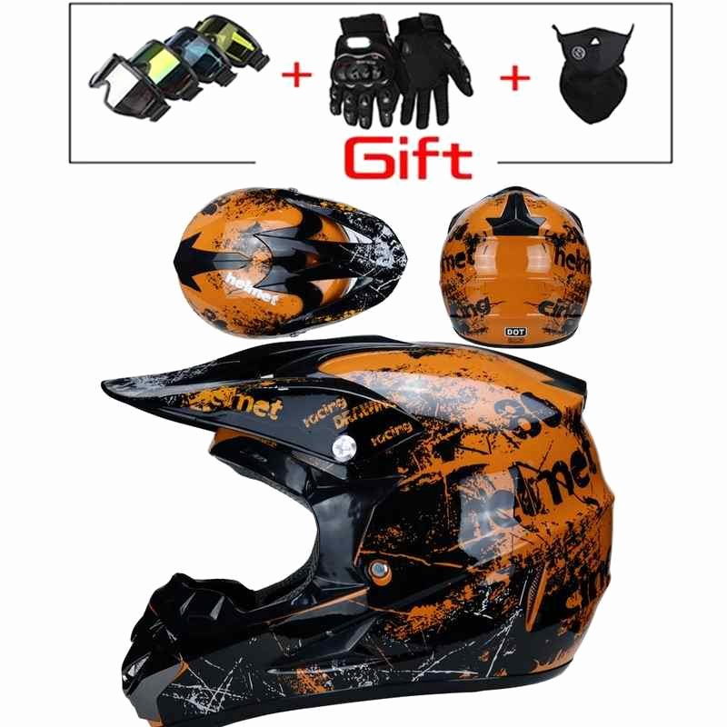 Dot to Dot Adults Dot Approved Lightweight Helmet Motorcycle Racing Bike