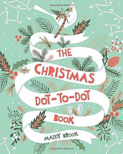 Dot to Dot Christmas Printables Christmas Dot to Dot Abebooks Maddy Brook