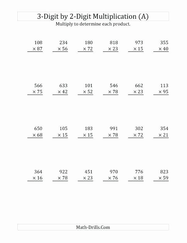 Double Digit Division Worksheet Double Digit Division Worksheets