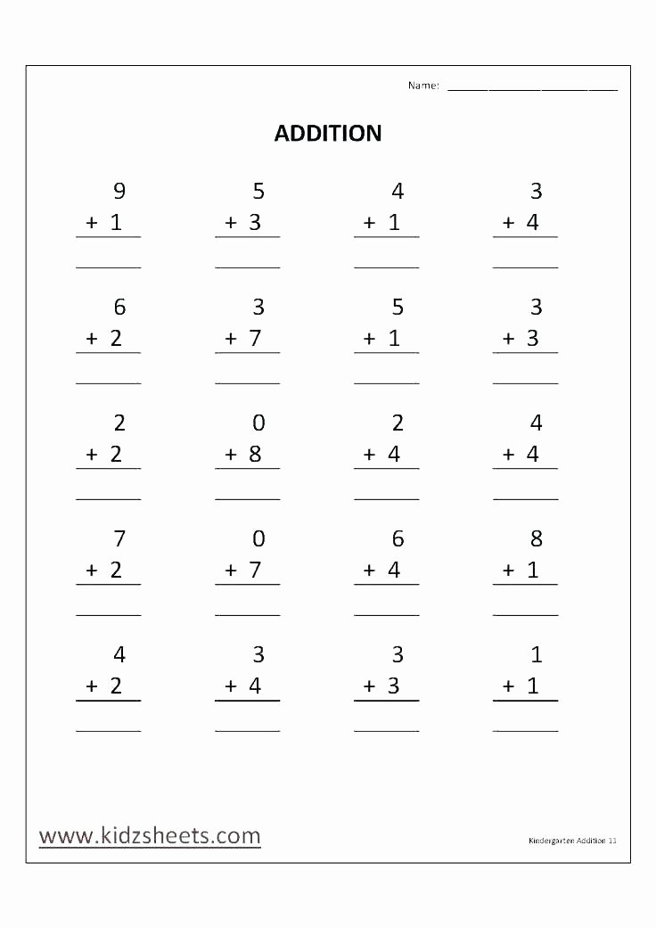 Doubles Addition Facts Worksheets Easy Adding Worksheets