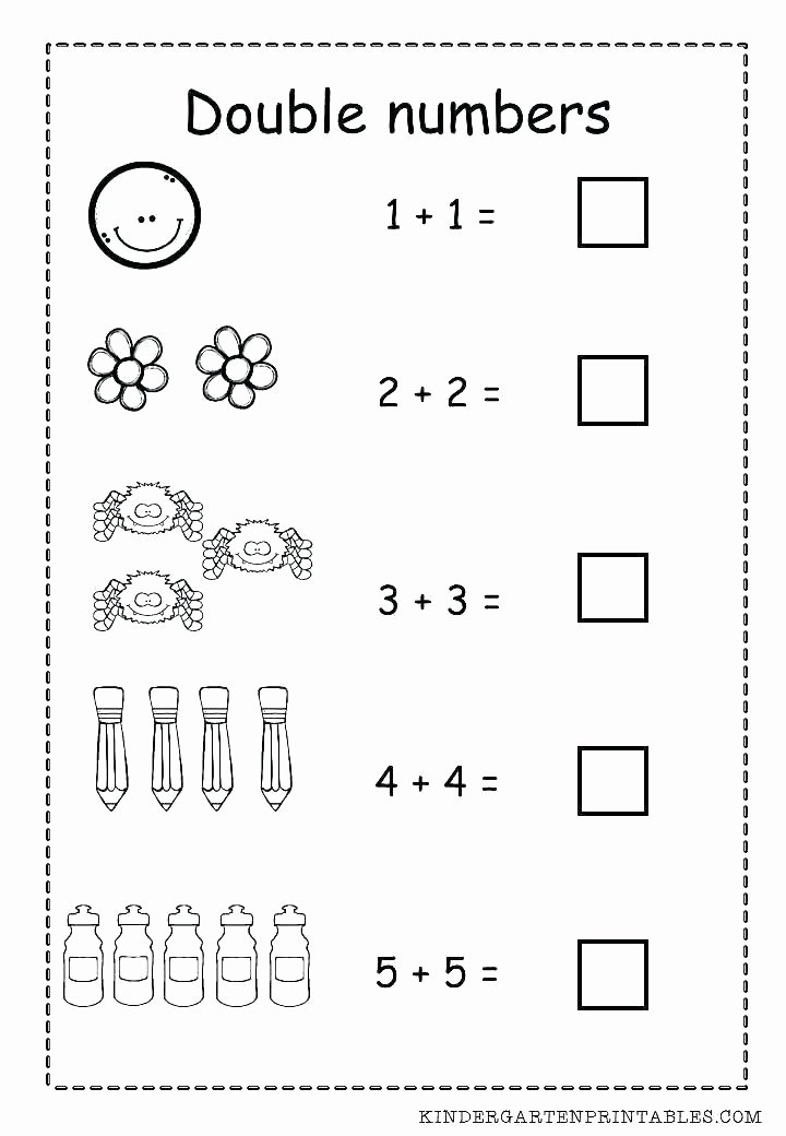 Doubles Addition Facts Worksheets Long Addition Worksheets – Dufresneassociates