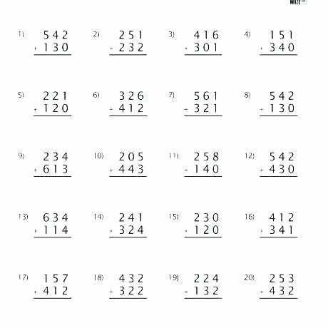 subtraction without regrouping worksheets grade two digit addition double i created a worksheet math 3 create subtraction worksheets create your own addition and subtraction worksheets