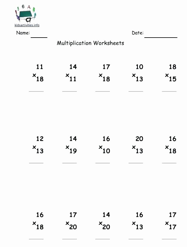 Doubles Math Facts Worksheet 2 Digit Math Worksheets Best Double Digit Addition