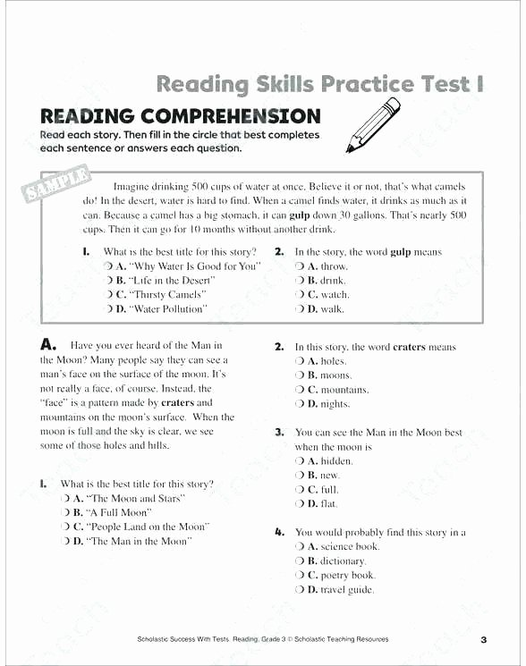 Drawing Conclusions Worksheets 4th Grade Drawing Conclusions Worksheets Guide Words for Grade Unique