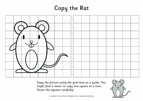 Easy Coordinate Grid Pictures Grid Drawing Worksheets