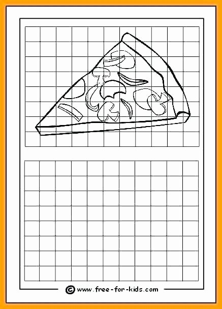 Easy Coordinate Plane Pictures Grid Drawing Worksheets