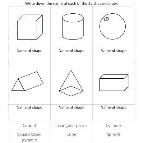 Easy Perimeter Worksheets Coloring Shapes Worksheets for Kindergarten Basic Year 3
