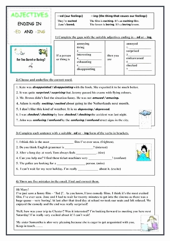 Ed and Ing Worksheets Suffix S and Es Worksheets – Primalvape