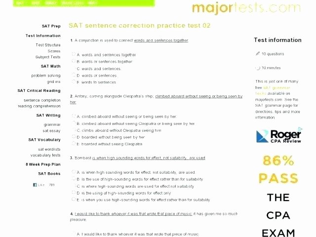 Editing Worksheet 3rd Grade Editing Worksheets