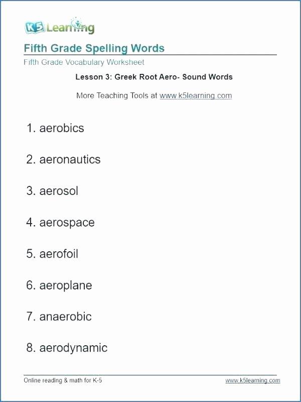 Eighth Grade Vocabulary Worksheets 2nd Grade Vocabulary Worksheets