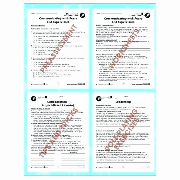 teamwork worksheets learning munication book student for the students sample 2 skills elementary leader worksheets for elementary students leadership worksheets for elementary students