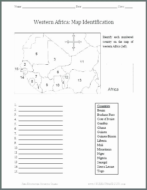 Elementary Map Skills Worksheets Geography Maps Worksheets Map Skills High School Worksheet