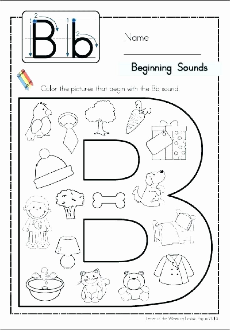 Ending sound Worksheet Inspirational Free Letter sound Worksheets