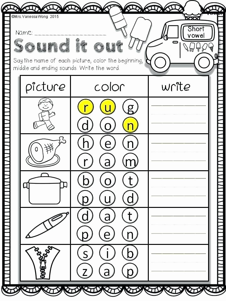 Ending sound Worksheets Best Of Letter sounds Worksheets sound Pitch Ks2 It Out for Grade 3