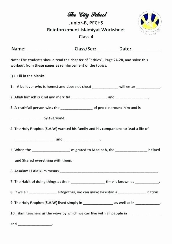 Energy Worksheets for 4th Grade Science Energy Worksheets