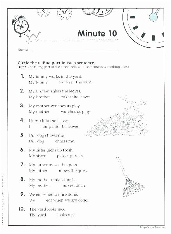 English Worksheets for 8th Grade Grade 5 English Worksheets