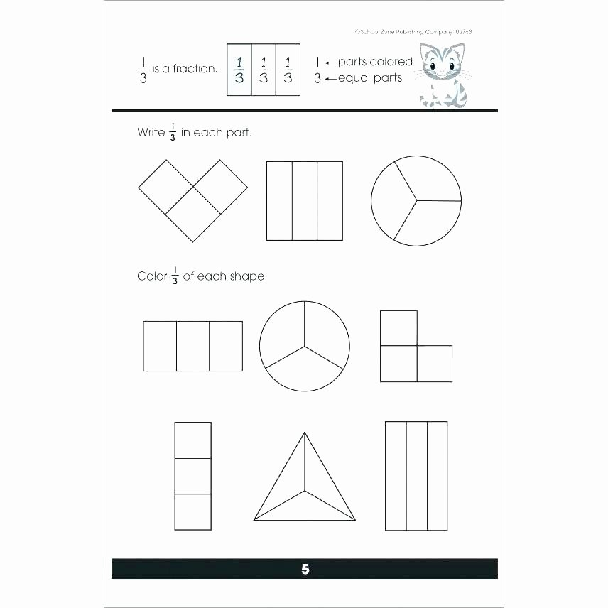 Equivalent Fractions Coloring Worksheet Fraction Coloring Pages – socialkit