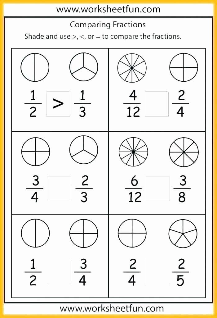 Equivalent Fractions Coloring Worksheet Free Printable Fraction Worksheets