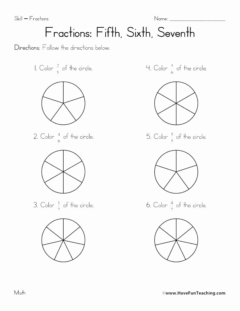 Equivalent Fractions Coloring Worksheet Learning Fractions Worksheets Page 2 Super Teacher Printable