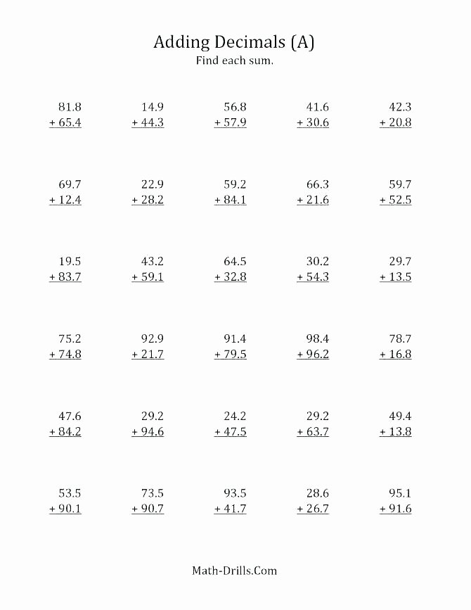 Estimate Sums and Differences Worksheets Mon Core Math Worksheets Estimation Download them and Try