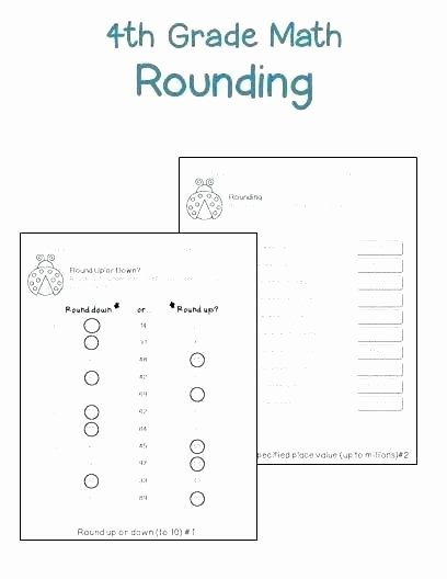 Estimate Sums and Differences Worksheets Rounding Worksheets Math Estimating whole Estimation 4th