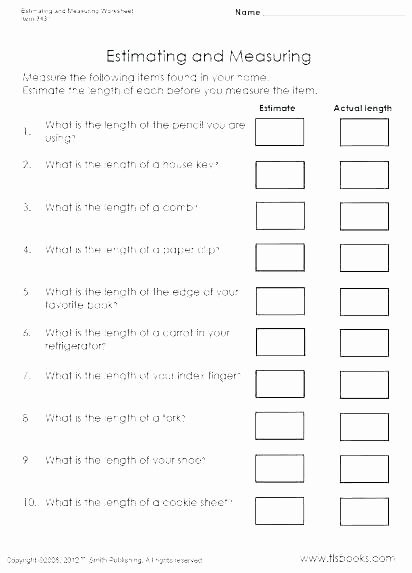 Estimating Products Worksheets 4th Grade Estimation Problems – ashafrance