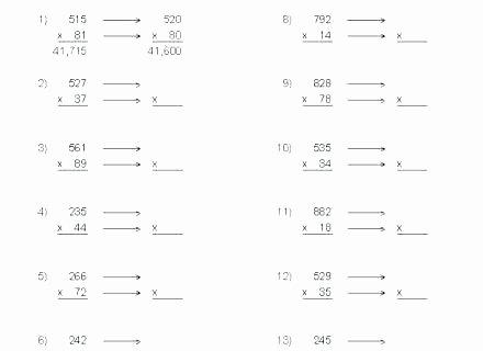 Estimating Sums Worksheets 3rd Grade Estimation Worksheets Estimation Worksheets Estimating Sums