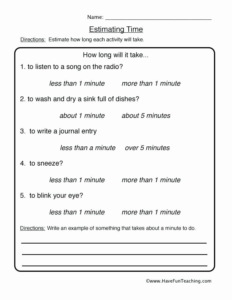 Estimating Worksheets 3rd Grade Free Estimation Worksheets Estimating Products for 1st Grade