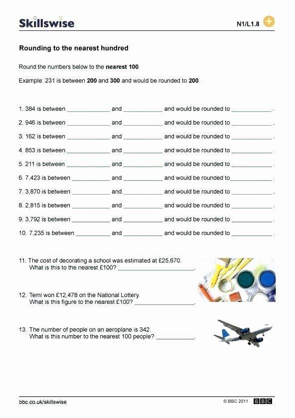 Estimation Worksheet 3rd Grade Estimation Worksheets 3rd Grade