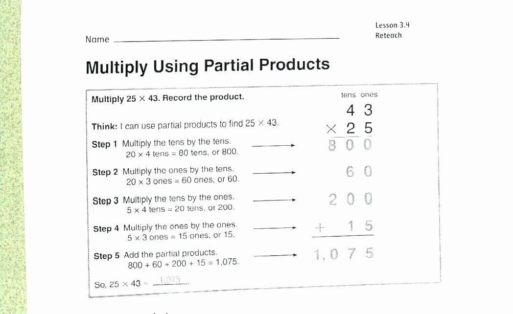 Everyday Math 4th Grade Worksheets Everyday Math Practice Worksheets Grade Math Worksheets