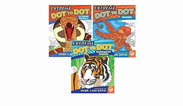 Extreme Dot to Dot Christmas Buy Extreme Dot to Dot Wildlife Wonders Set Of 3 Line at