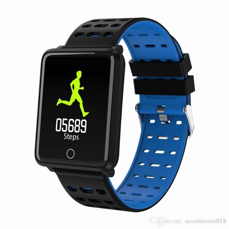 Extreme Dot to Dot Holidays Nouveau F3 Montre Intelligente 1 44 écran Couleur Fréquence Cardiaque Pression Artérielle sommeil Surveillance étape D Exercice Ip68 Santé Sport