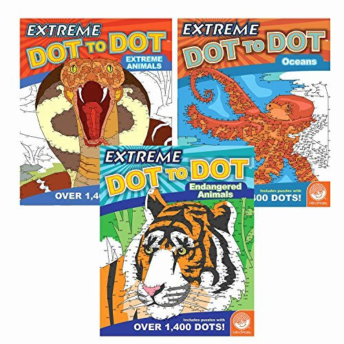 Extreme Dot to Dot Holidays the Ultimate Screen Free Gift Guide for Curious Creative Kids