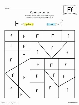 F Worksheets for Preschool Letter V Preschool Worksheets Printable C Coloring