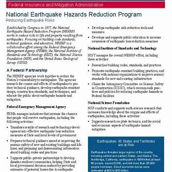 Fact V Opinion Worksheet Fema Fact Sheets 74