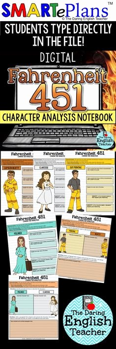 Fahrenheit 451 Literary Devices Worksheet 48 Best 451 Images In 2017