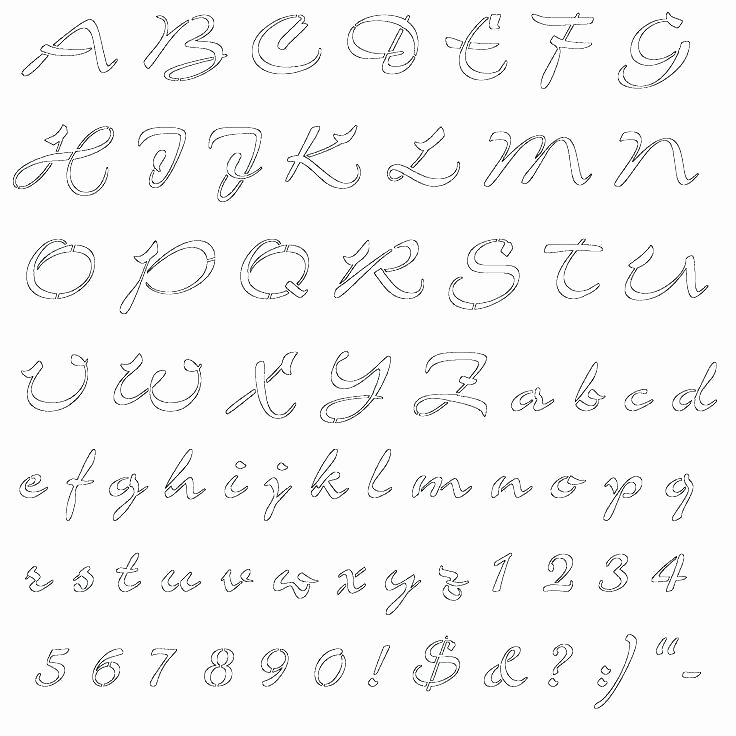 Fake Calligraphy Practice Sheets Free Printable Calligraphy Worksheets