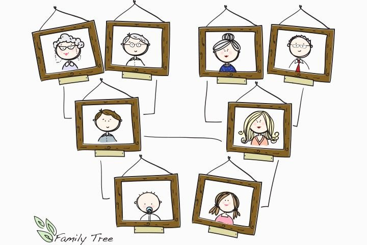 Family Tree Worksheets for Kids 10 Interesting French Games and Activities for Kids M