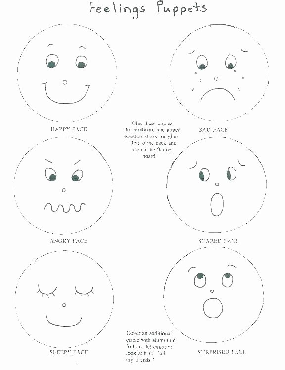 Feelings and Emotions Worksheets Printable Feelings Activities Emotions Worksheets for Kids Fun with