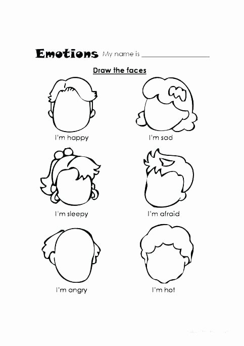 Feelings Worksheets for Adults Beautiful Feelings Worksheets Free Feelings Worksheets for