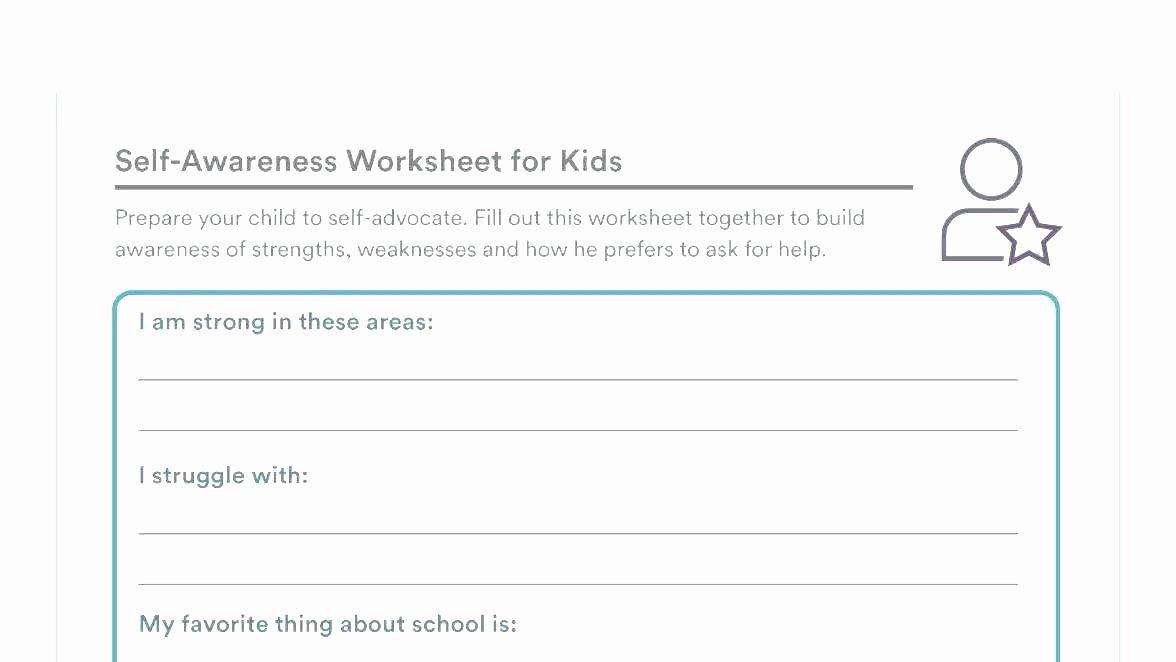 Feelings Worksheets for Kindergarten Emotions Worksheets for Kids