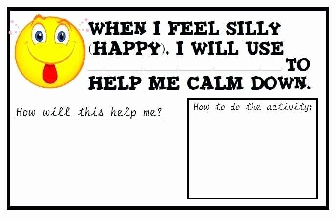 Feelings Worksheets for Kindergarten Feelings Worksheets for Children Feelings Worksheets for