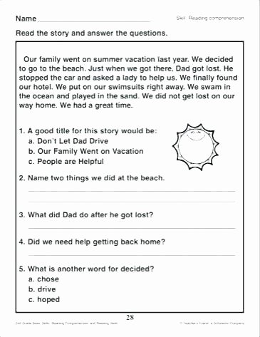 Fiction and Nonfiction Worksheets Pdf Nonfiction Text Features Worksheet Free Scavenger Hunt Free