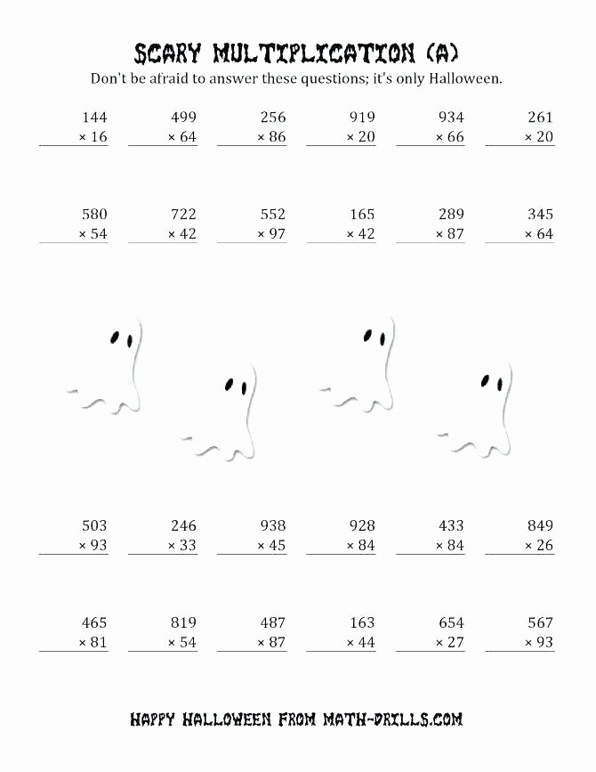 Fifth Grade Measurement Worksheets Real Math Problems for 5th Graders Worksheets Money Math