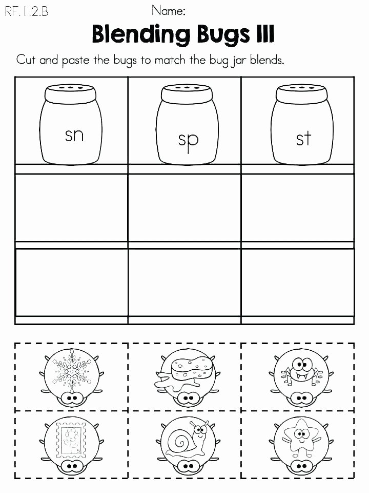 Final Blends Worksheets Beginning Blends Worksheets Consonant Blends Worksheets for