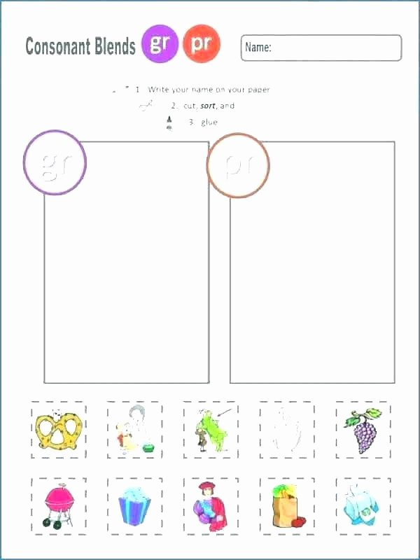 Final Consonant Deletion Worksheet Classy L Blends Worksheets Free with S Blend Library Sh Phonics