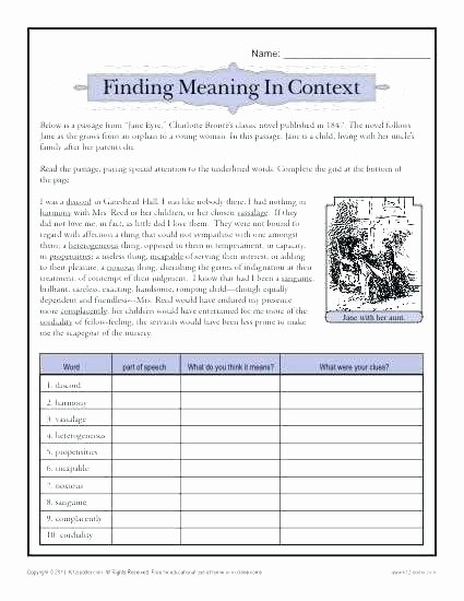 Finding the Main Idea Worksheet Math Detective Worksheets Reviews Worksheet Answers