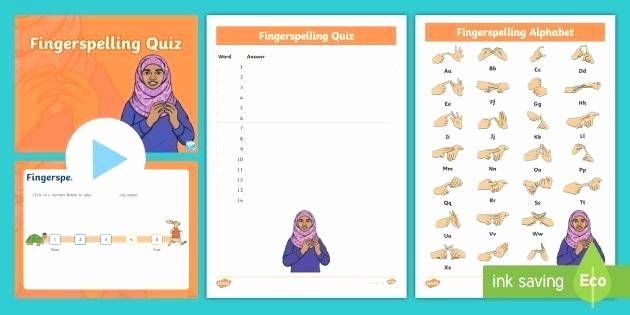 Fingerspelling Practice Worksheets asl Fingerspelling Quiz Alphabet asl Fingerspelling Practice