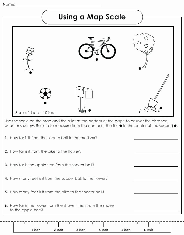 First Grade Map Skills Worksheets Luxury 1st Grade Geography Worksheets